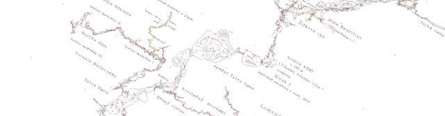 Revízna mapa jaskyne 2015